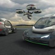 Easy Taxi busca el mejor prototipo de taxi volador a través de un inédito concurso