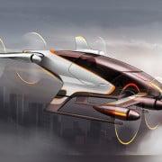 Prototipo chileno del taxi volador será presentado en cumbre mundial de Easy Taxi en Brasil
