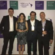 Entre 2800 nominaciones, 3 empresas chilenas son reconocidas como partner of the year