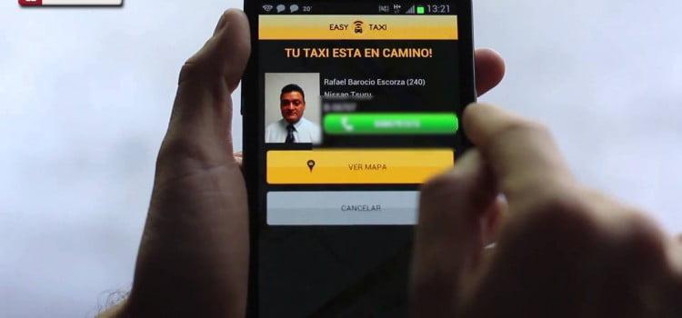 """Easy Taxi: """"La ley que regulará las plataformas de transporte de pasajeros debería proteger la dignidad de las pasajeras"""""""