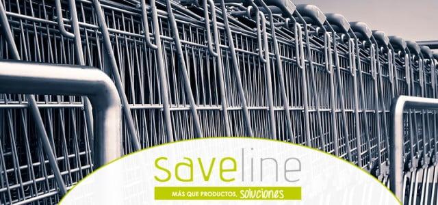 Carros de supermercado de Saveline para comprar de forma más expedita