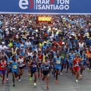 Ya es oficial: se lanzó la próxima edición de la Maratón de Santiago