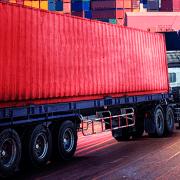 Pesaje de camiones para mantener el cuidado de la máquina