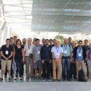 Investigadores CAPDE participan en EEQUADD MathAmSud Workshop 2017
