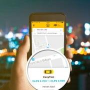 Easy Taxi lanzó descuentos para este martes en todo Chile