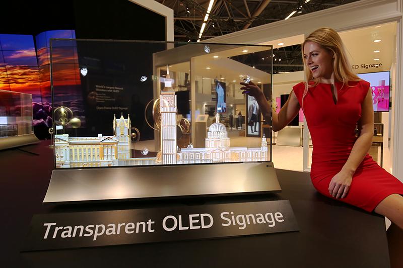 Transparent OLED_Model1
