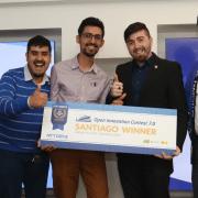 Chilenos disputarán la final en concurso de innovación en Japón