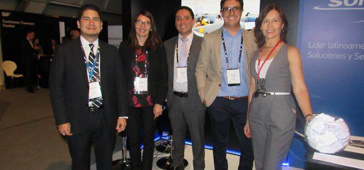 Destacada participación de SONDA en SAP Executive Summit 2018