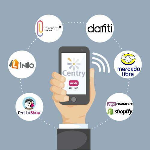 Chilenos crean software de gestión e-commerce para masificar ventas de pymes y empresas.