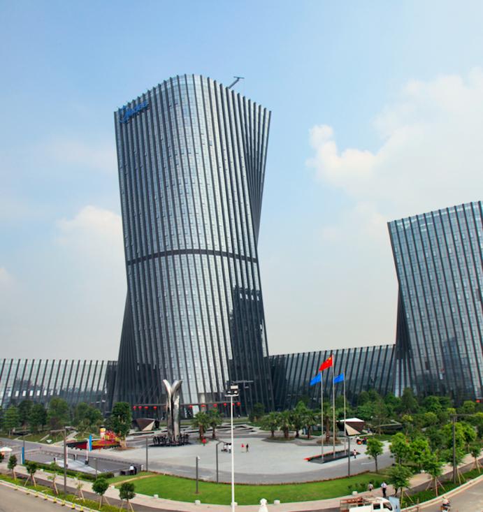 MIDEA: COMPAÑÍA NÚMERO 32 ENTRE LAS 500 PRINCIPALES DE FORTUNE CHINA 2018