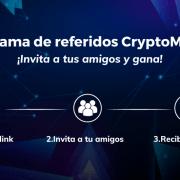 Gana Criptomonedas con Cryptomarket