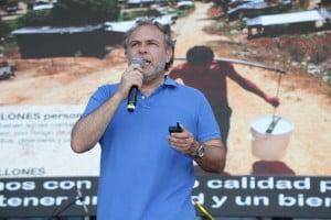 Hector Pino con Freshwater  fue el ganador del Chivas Venture en 2017