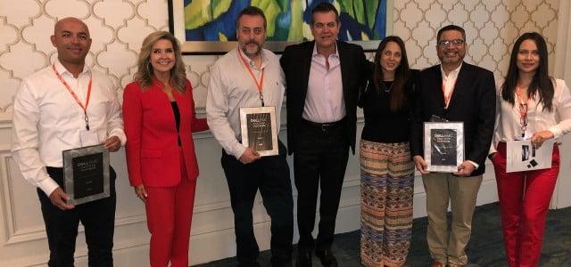 SONDA recibe categoría Platinum Regional Partner de Dell-EMC