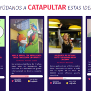 Se estrena Catapulta.me, plataforma actualizada de crowdfunding de recompensa