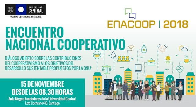 Universidad Central será sede de Encuentro Nacional Cooperativo ENACOOP 2018