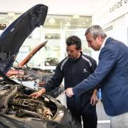 Los cinco compromisos que Peugeot anuncia para sus clientes en Chile