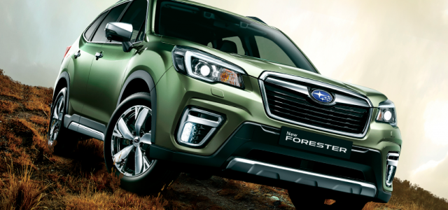 "Subaru New Forester elegido ""The Best Car to Buy 2019"" por The Car Connection"
