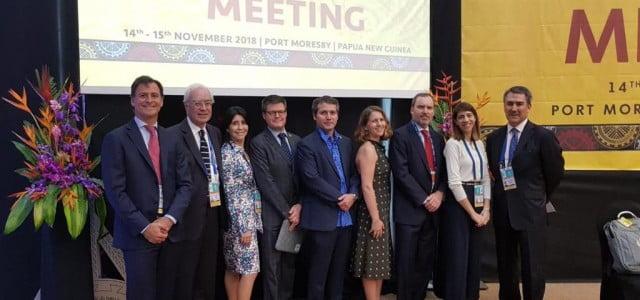 Vicepresidenta de SONDA participa en cumbre internacional APEC