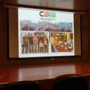 Con éxito concluye congreso internacional de Biología Computacional organizado por CBIB e ISCB