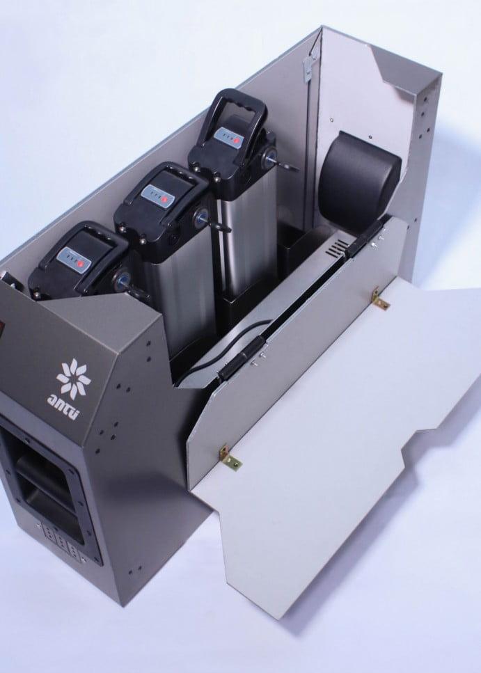 Chilquinta apuesta por baterías de litio para asegurar los cortes de luz