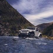 Llega a Chile el Nuevo Jeep Wrangler, el SUV más Capaz de la Historia