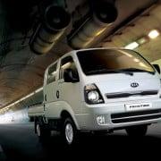 Kia Frontier llega con mayor equipamiento y seguridad para el trabajo