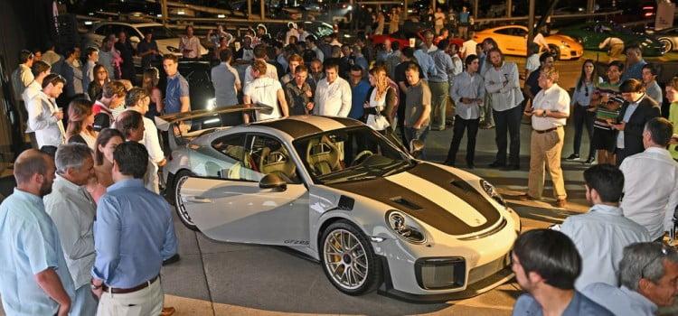 Porsche revela en Chile el 911 más rápido y potente de la historia