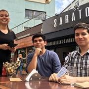 Informáticos de la Facultad de Ingeniería USACH crean innovadora aplicación para mejorar la atención en restaurantes
