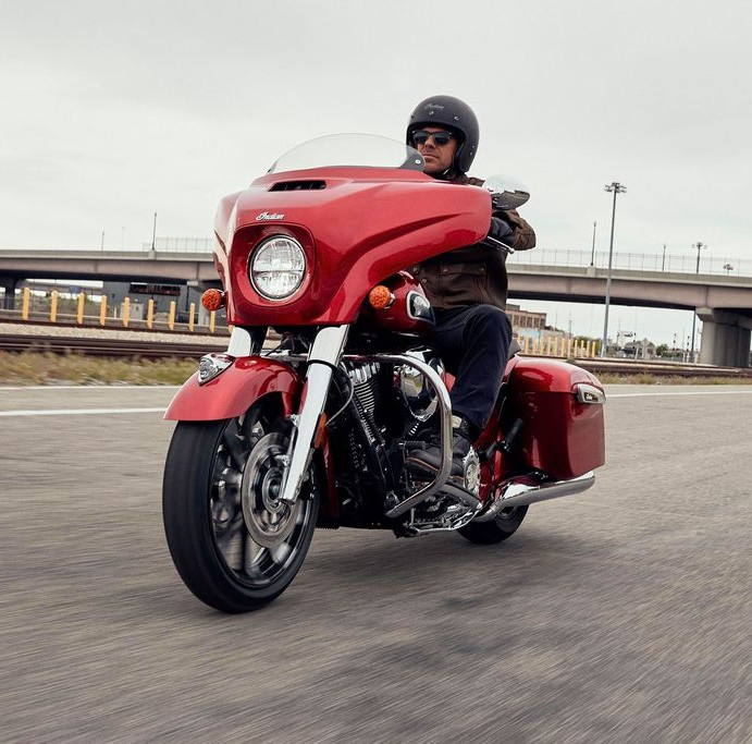 Indian Motorcycle estrena en Chile la renovada Chieftain 2019