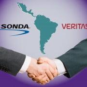SONDA, PRIMER SOCIO PLATINUM DE VERITAS EN LATINOAMERICA